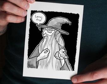 Harry Potter Themed Fine Art Prints