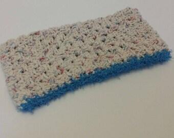 Eco Friendly Cotton Swiffer Cover with Scrubbing edge