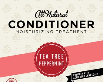 Tea Tree Peppermint Conditioner