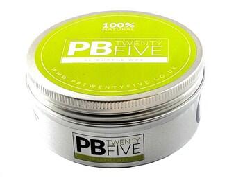 MASSAGE WAX - PB TwentyFive recharge massage wax (150ml or 250ml) aromatherapy massage oil