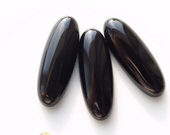 10 pcs 8x22 mm Onyx marquise Shape cabochons