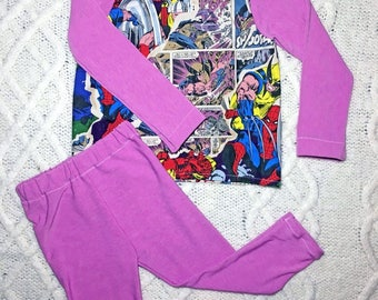 Superhero set