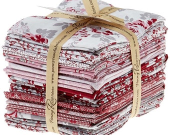 Rustic Romance Fat Quarter bundle by Gerri Robinson