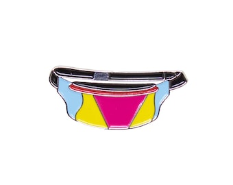 Fanny Pack Pin