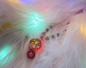 Mermaid Bubbles Necklace