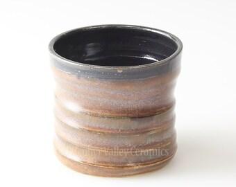 Ceramic Barware - Pottery Barware - Old Fashioned - Ceramic Stoneware Cup - Ceramic Low Ball -