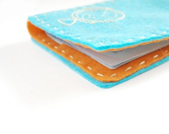 On the Go Travel Wallet - DIY Project PDF Patterns and Instructions
