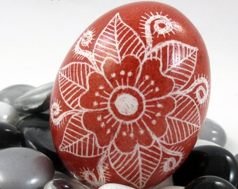 Pysanky, Pisanki, Ukrainian Egg, Polish Easter Egg, Lithuanian Egg, Easter Egg, Ukrainian Easter Egg, Scratched Egg, Pysanky Egg, Brown Egg