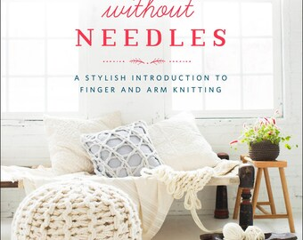 Autographed Copy of Knitting Without Needles