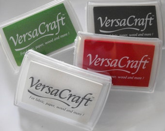 VersaCraft Ink Pad - Multipurpose water-based pigment ink