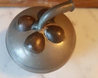 Viva Muntok Pewter Bowl