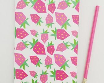 Notebook - Berry Sweet