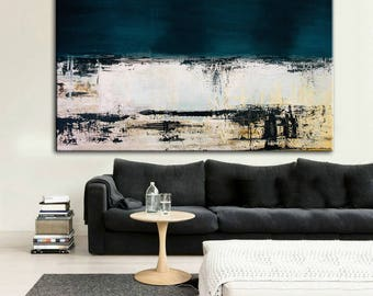 Attractive Art Painting, Contemporary Art, Palette Knife, Abstract Wall Art, Painting  Canvas Art
