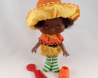 Strawberry Shortcake Orange Blossom  Doll 1979