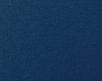 "Navy Metallic Card Stock 107#, 12"" x 12"" (50 Sheets)"