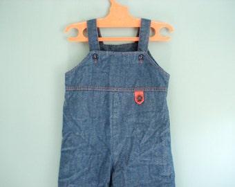 Vintage overalls - 24 months - Buster Brown