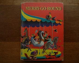 Merry Go Round ~ Treasury of Literature 1960 ~ Richard Scarry Illustrations