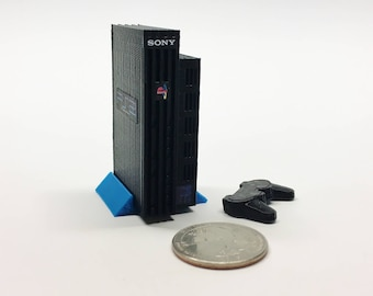 Mini Sony Playstation 2 - 3D Printed!