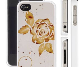 Coffee Art iPhone Case // Coffee Art Phone Cover
