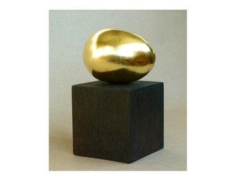 Golden Egg, Prosperity Gift, medium
