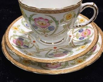 Sutherland handpaint vintage tea cup
