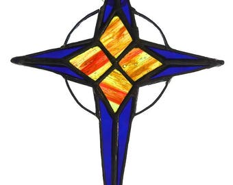 Star Stained Glass