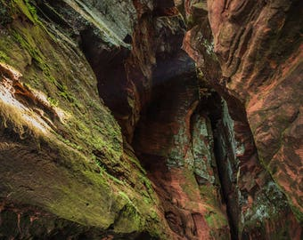 Apostle Islands Sea Caves | Wisconsin | Fine Art Print