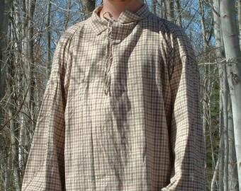 Man's Colonial Shirt
