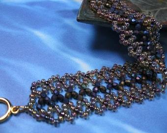 Luminous Lace Bracelet