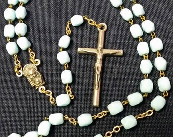 Vintage Rescued Restored Catholic Rosary