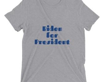 Biden for President Short sleeve t-shirt