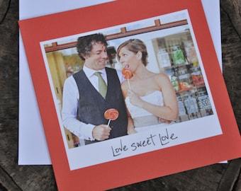Wedding card congratulations card engagement card greeting card wedding congrats handmade card funny wedding card wedding day sweet card