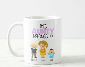 This Aunty Belongs to Mug