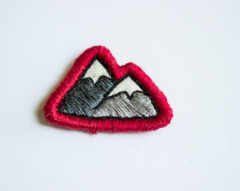 US Fire Department Small Embroidered Patch