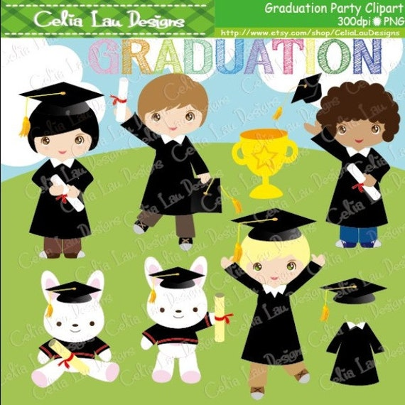 Graduation Party Preschool Kindergarten graduation Clip art