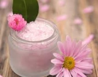 Homemade all-natural Bath Salts