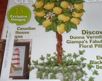 Just Cross Stitch Magazine May/June 2009
