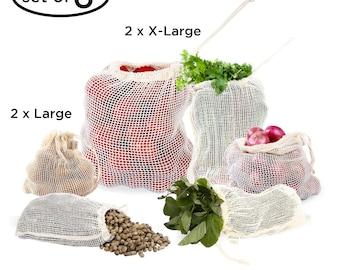 Funny gift for men, Mesh Produce Bag, Reusable Cotton Bags, Mesh Bag, Organic Grocery Bag, Cotton Produce Bags, Reusable Mesh Produce Bag