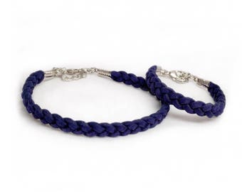 Mini & Me Matching Bracelets / Mommy and Baby Bracelets/ Essential Oil Diffuser / Aromatherapy / Matching Mom and  Baby Jewelry