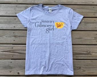 Honorary Gilmore Girl shirt