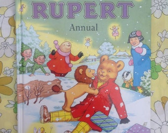 2002 Rupert Annual. Mint condition.