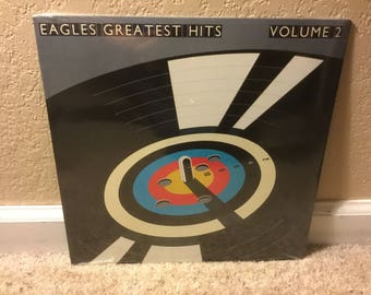 Sealed The Eagles Greatest Hits Volume 2 LP Columbia House