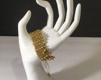Bead micro macrame Bracelets