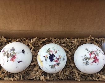 Mom's Garden Bath Bomb Set