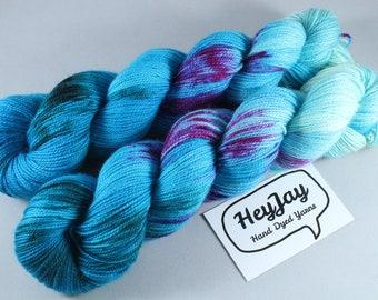 Ultimate Sock Yarn, BFL High Twist - Opal Ring