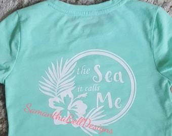 Girls Beach Shirt Moana