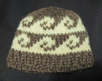 Salish Sea Toque PDF Pattern