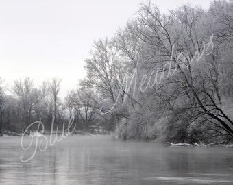 Winter scene, winter landscape, winter photography, frozen winter, landscape photography, ice, icicle, snowflake