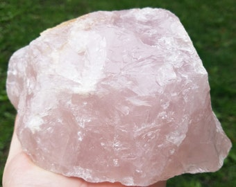 Rose Quartz, Rose Quartz Crystal, Rose Quartz Stone, Raw Rose Quartz