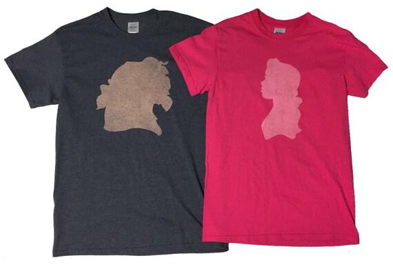 Woody and Bo Peep Disney Shirts / Toy Story / Couples Shirts / Matching / kid shirts / adult shirts / vacation shirts / Bleached T-shirts Jtz7R1iVZY